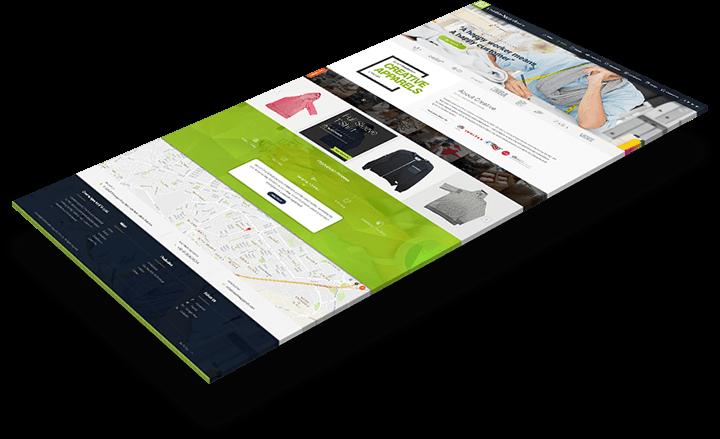 CreativeApparels-Website